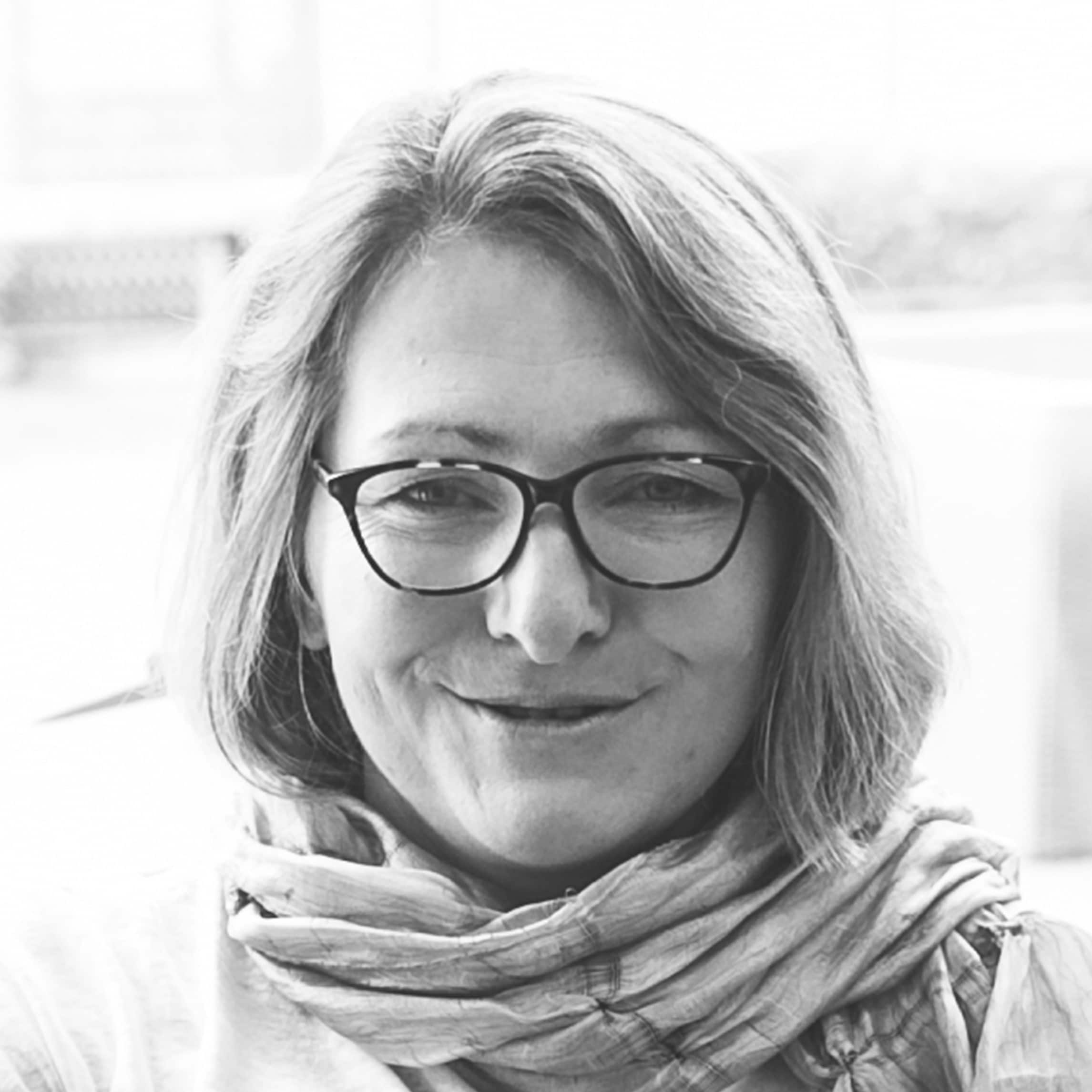 Polly Barnfield OBE